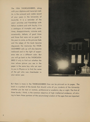 Page 5, 1954 Edition, University of Louisville Arts and Sciences - Thoroughbred Yearbook (Louisville, KY) online yearbook collection