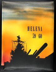 1960 Edition, Helena (CA 75) - Naval Cruise Book