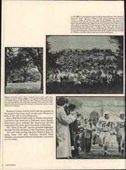 Page 10, 1973 Edition, Western Kentucky University - Talisman Yearbook (Bowling Green, KY) online yearbook collection