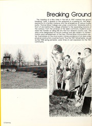 Page 6, 1988 Edition, Thomas More College - Triskele Yearbook (Crestview Hills, KY) online yearbook collection
