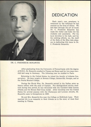 Page 10, 1940 Edition, Georgetown College - Belle of the Blue Yearbook (Georgetown, KY) online yearbook collection