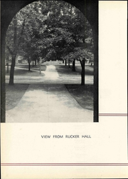 Page 12, 1940 Edition, Georgetown College - Belle of the Blue Yearbook (Georgetown, KY) online yearbook collection