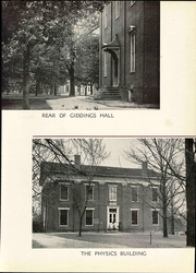 Page 17, 1940 Edition, Georgetown College - Belle of the Blue Yearbook (Georgetown, KY) online yearbook collection