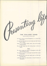 Page 14, 1941 Edition, Georgetown College - Belle of the Blue Yearbook (Georgetown, KY) online yearbook collection