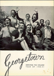 Page 7, 1941 Edition, Georgetown College - Belle of the Blue Yearbook (Georgetown, KY) online yearbook collection