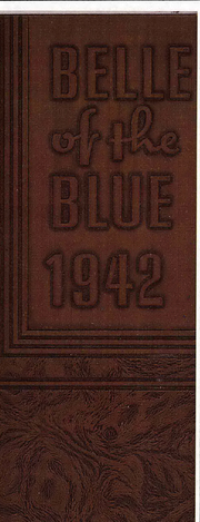 Page 1, 1942 Edition, Georgetown College - Belle of the Blue Yearbook (Georgetown, KY) online yearbook collection