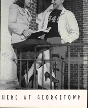 Page 13, 1942 Edition, Georgetown College - Belle of the Blue Yearbook (Georgetown, KY) online yearbook collection