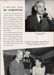 Page 15, 1942 Edition, Georgetown College - Belle of the Blue Yearbook (Georgetown, KY) online yearbook collection