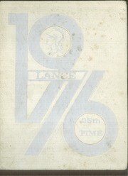 1976 Edition, Bellarmine University - Lance Yearbook (Louisville, KY)