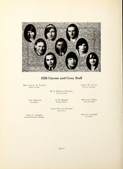Page 12, 1928 Edition, Campbellsville University - Maple Trail Yearbook (Campbellsville, KY) online yearbook collection
