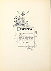 Page 8, 1928 Edition, Campbellsville University - Maple Trail Yearbook (Campbellsville, KY) online yearbook collection