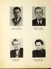 Page 12, 1947 Edition, Campbellsville University - Maple Trail Yearbook (Campbellsville, KY) online yearbook collection