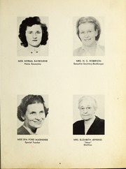 Page 13, 1947 Edition, Campbellsville University - Maple Trail Yearbook (Campbellsville, KY) online yearbook collection