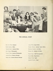 Page 14, 1947 Edition, Campbellsville University - Maple Trail Yearbook (Campbellsville, KY) online yearbook collection