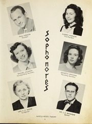 Page 15, 1947 Edition, Campbellsville University - Maple Trail Yearbook (Campbellsville, KY) online yearbook collection