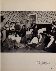 Page 13, 1961 Edition, Campbellsville University - Maple Trail Yearbook (Campbellsville, KY) online yearbook collection