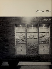 Page 16, 1961 Edition, Campbellsville University - Maple Trail Yearbook (Campbellsville, KY) online yearbook collection