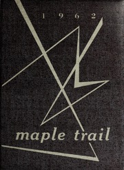 1962 Edition, Campbellsville University - Maple Trail Yearbook (Campbellsville, KY)