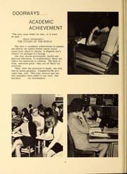 Page 6, 1968 Edition, Campbellsville University - Maple Trail Yearbook (Campbellsville, KY) online yearbook collection