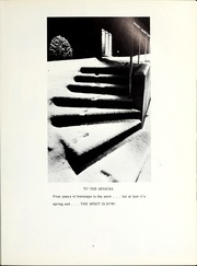 Page 11, 1969 Edition, Campbellsville University - Maple Trail Yearbook (Campbellsville, KY) online yearbook collection