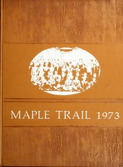 1973 Edition, Campbellsville University - Maple Trail Yearbook (Campbellsville, KY)