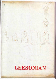 1958 Edition, Lees College - Leesonian Yearbook (Jackson, KY)