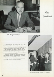 Page 10, 1965 Edition, Lees College - Leesonian Yearbook (Jackson, KY) online yearbook collection