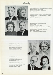 Page 12, 1965 Edition, Lees College - Leesonian Yearbook (Jackson, KY) online yearbook collection