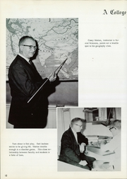 Page 16, 1965 Edition, Lees College - Leesonian Yearbook (Jackson, KY) online yearbook collection