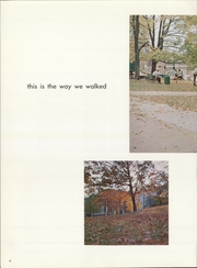 Page 8, 1968 Edition, Morehead State University - Raconteur Yearbook (Morehead, KY) online yearbook collection
