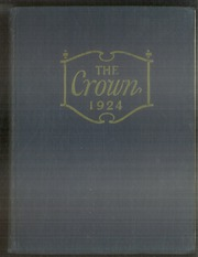 1924 Edition, Logan Female College - Crown Yearbook (Russellville, KY)
