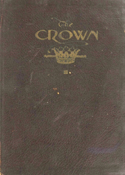 1925 Edition, Logan Female College - Crown Yearbook (Russellville, KY)