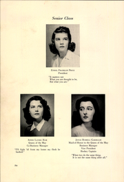 Page 12, 1942 Edition, Kentucky Home School for Girls - Pandaisia Yearbook (Louisville, KY) online yearbook collection