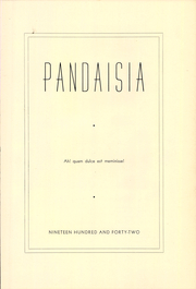 Page 7, 1942 Edition, Kentucky Home School for Girls - Pandaisia Yearbook (Louisville, KY) online yearbook collection
