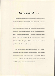 Page 8, 1948 Edition, Centre College - Old Centre Yearbook (Danville, KY) online yearbook collection