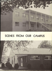 Page 9, 1968 Edition, Kentucky Christian University - Marturian Yearbook (Grayson, KY) online yearbook collection