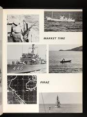 Page 11, 1971 Edition, Henry Tucker (DD 875) - Naval Cruise Book online yearbook collection