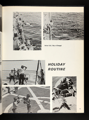 Page 17, 1971 Edition, Henry Tucker (DD 875) - Naval Cruise Book online yearbook collection