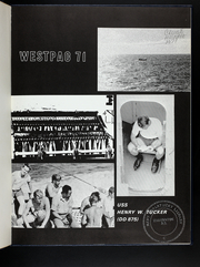 Page 5, 1971 Edition, Henry Tucker (DD 875) - Naval Cruise Book online yearbook collection