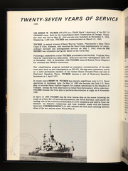 Page 6, 1971 Edition, Henry Tucker (DD 875) - Naval Cruise Book online yearbook collection