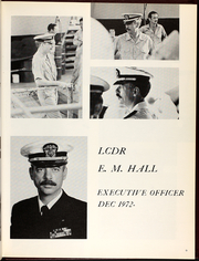 Page 13, 1973 Edition, Henry Tucker (DD 875) - Naval Cruise Book online yearbook collection
