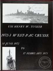 Page 5, 1973 Edition, Henry Tucker (DD 875) - Naval Cruise Book online yearbook collection