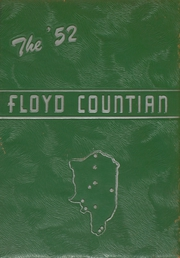 Floyd County High Schools - Floyd Countian Yearbook (Floyd County, KY) online yearbook collection, 1952 Edition, Page 1