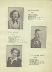Page 13, 1949 Edition, Beech Grove High School - Dial Yearbook (Beech Grove, KY) online yearbook collection