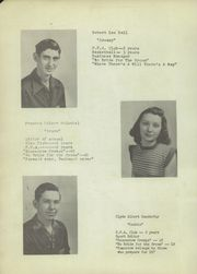 Page 16, 1949 Edition, Beech Grove High School - Dial Yearbook (Beech Grove, KY) online yearbook collection
