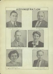 Page 6, 1949 Edition, Beech Grove High School - Dial Yearbook (Beech Grove, KY) online yearbook collection