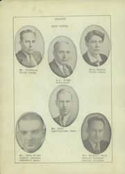 Page 8, 1949 Edition, Beech Grove High School - Dial Yearbook (Beech Grove, KY) online yearbook collection