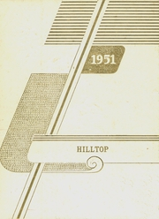 Page 1, 1951 Edition, Erie School - Hilltop Yearbook (Olive Hill, KY) online yearbook collection