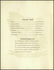 Page 10, 1951 Edition, Erie School - Hilltop Yearbook (Olive Hill, KY) online yearbook collection