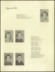 Page 17, 1951 Edition, Erie School - Hilltop Yearbook (Olive Hill, KY) online yearbook collection